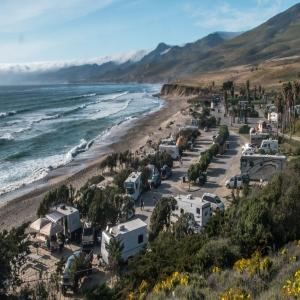 Jalama Beach RV Rentals