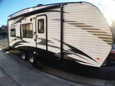 Toy Hauler RV Rental Southern Cali