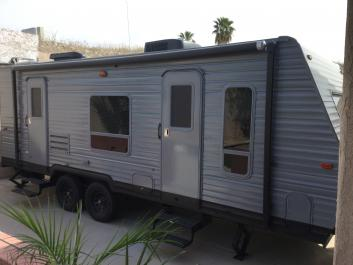 Travel Trailer For Rent, LakeHavasu