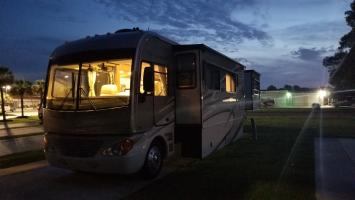 Houston Motorhome Class A RV Rental