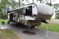 Camp along the Alabama Beaches!