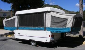 RV Rentals on Rocky Mountain Front