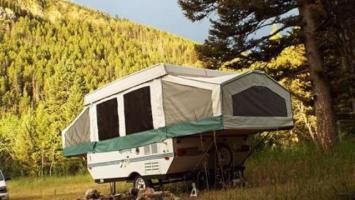 RV Rentals at Montana Festivals