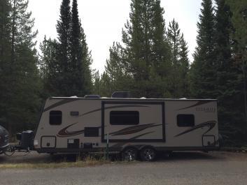 RV Rental Eugene Oregon