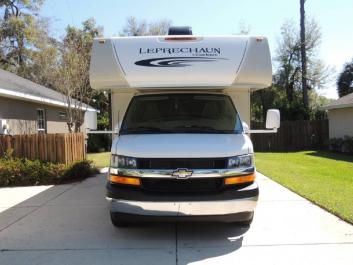 2017 Coachmen LEPRECHAUN 260DS
