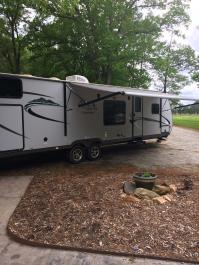 2017 Apex Travel Trailer Bunkhouse