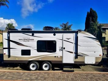 RV Rentals delivered central coast 23'