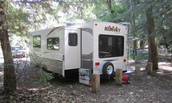 RV Rental for Big Sur California
