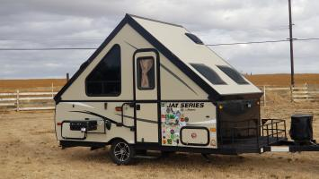 2016 RV Trailer Jayco Jay Series A