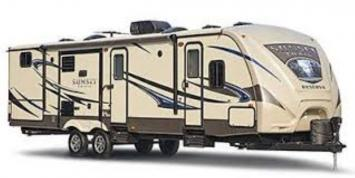 2014 Luxury Travel Trailer