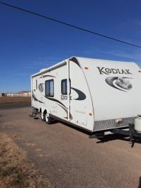 2010 Dutchman Kodiak 24RB