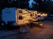 Josh & Tiffany's 2013 Family Camper 'Lucy' - Delivery Available