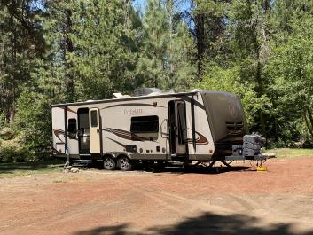 RV Rental Sisters Oregon