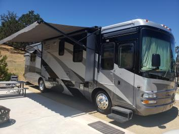 Luxury RV Rental San Diego Beaches This RV has Everything and More