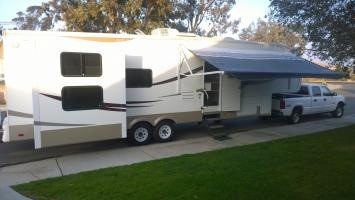 Pismo Coast Village 38ft  RV rental