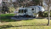 5th Wheel RV Rental Delivered to Mission Beach RV Campgrounds