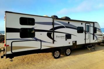 2017 Keystone Sleeps 9 Delivered to you!
