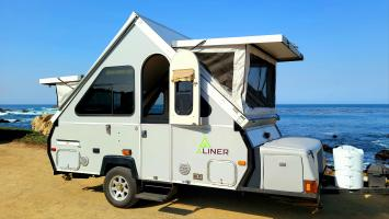 Enjoy camping in and around Monterey Bay with