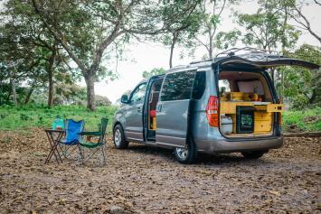 Rent a Campervan in Costa Rica