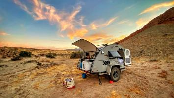 New 2021 T@G Boondock Teardrop Trailer