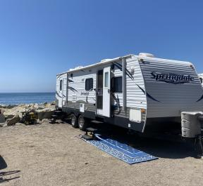 Ventura Beach and Nearby Parks Family Bunk House