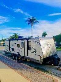 2017 Keystone Hide Out Sleeps 8 Santa Barbara, Jalama, Cachuma, Pismo