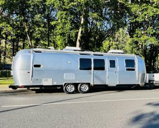 New Airstream | 2 BDRM | Queen Bed and Bunks