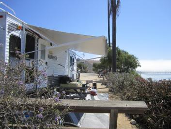 RV Rental for Big Sur California