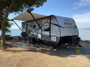 GoGo Gottlieb 30' Bunkhouse Trailer With All The Goodies
