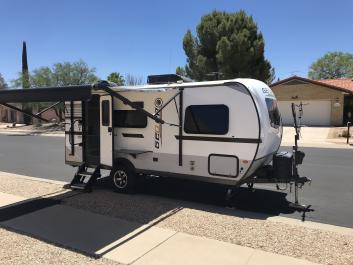 Stress Free RVs - 2019 Geopro - ultralight compact small with it all