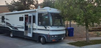 Stress Free RVs - Remodeled Class A classic and quirky