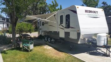 RV Rental for Wine Country Resort