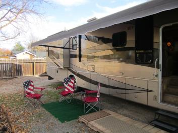 Luxury RV Rental in Paso Robles!
