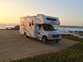 BEST RV RENTAL ON MONTEREY BAY
