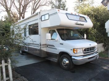 Well loved family friendly Santa Ynez Valley RV rental
