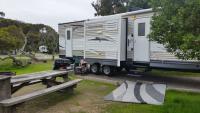RV Rental Delivered: Plaskett Creek