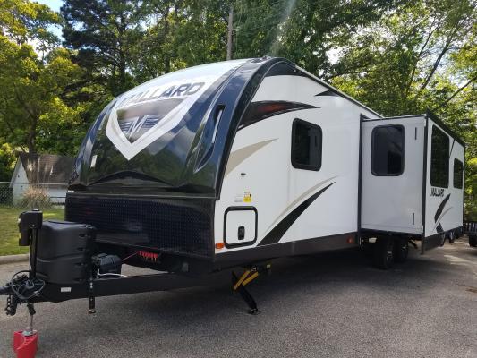 2018 - Heartland - Mallard M312 - Longview