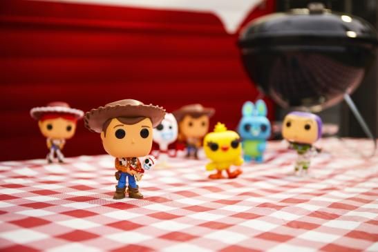 Toy Story 4 Photo Shoot