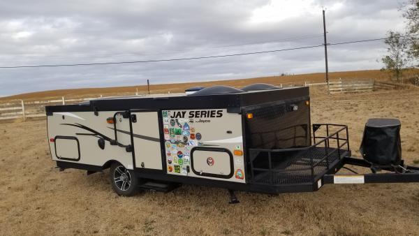 2016 - Jayco - Jay Serier A 12 HMD - Sacramento