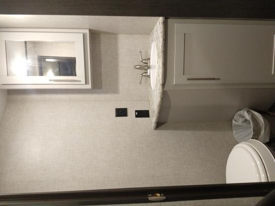 bunkroom half bath