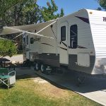 RV Rental at Wine Country Resort