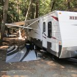 RV Rental delivered to Pfeiffer Campground, Big Sur, CA