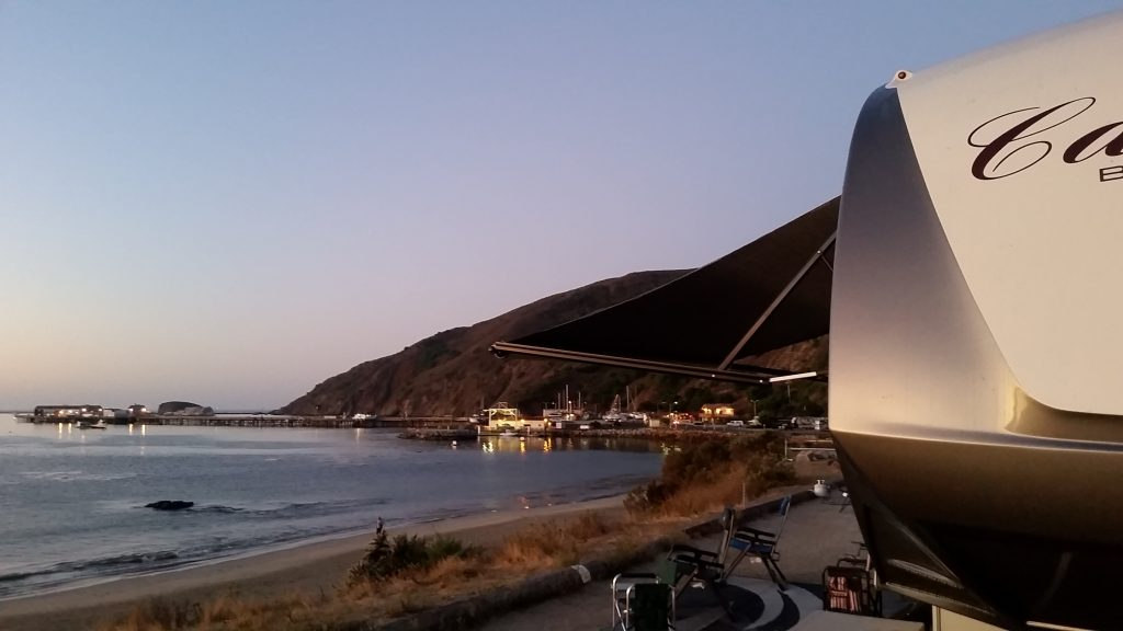 Top Campgrounds on the California Central Coast