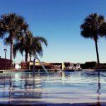 pool at lakeview RV resort houston texas