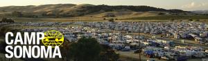 Sonoma Raceway Campground