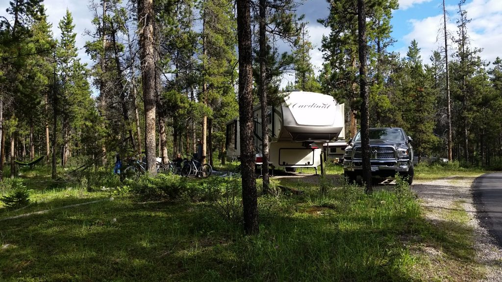 Dispersed Camping Destinations