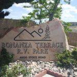 Entrance of Bonanza RV Park