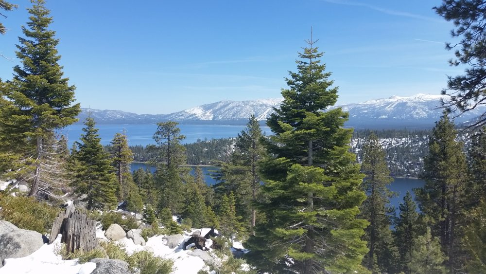Top 10 Campgrounds In Lake Tahoe Nv Delivered Rv Rentals