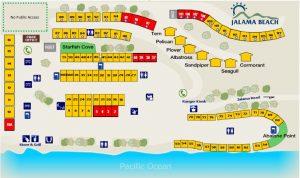 Fiddler's Cove RV Park Map