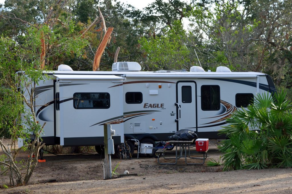 Tips for  Reserving an RV Campsite
